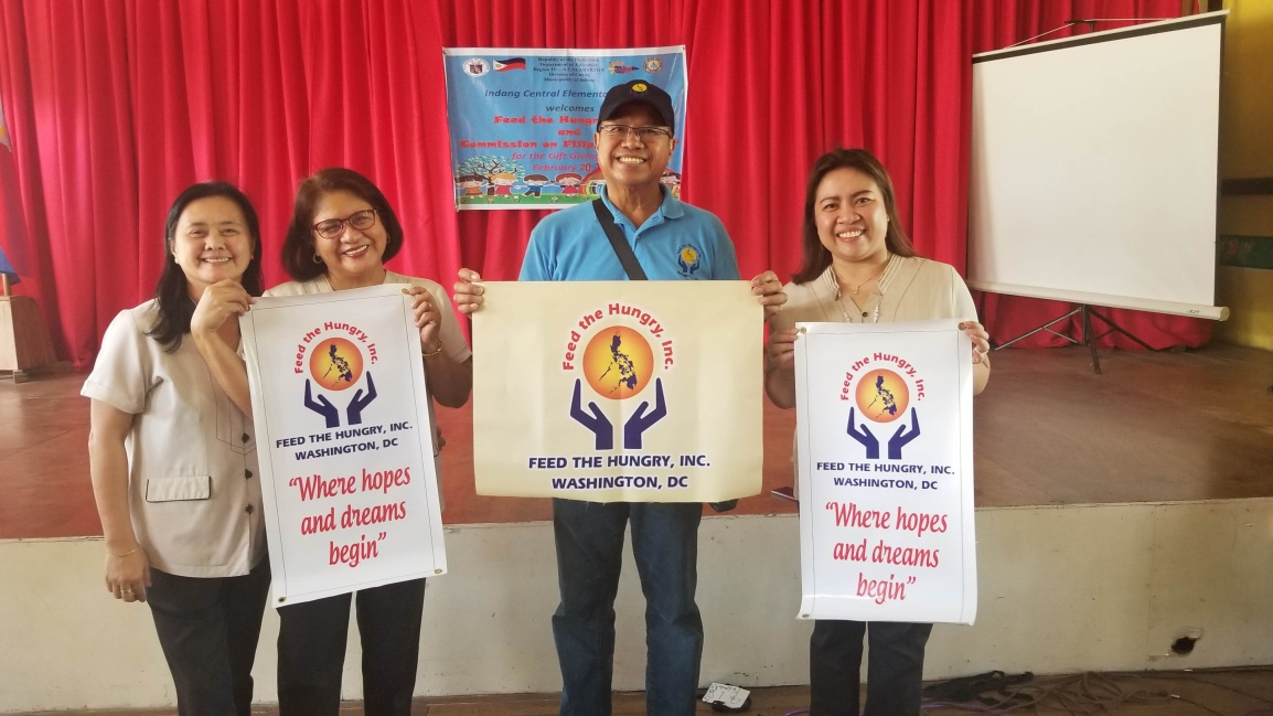 Gift Giving & Special Projects Implementations in Cavite,2020